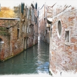 Ancient Bricks, Venice