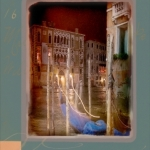 Gondola Tintype