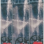 Stravinsky Fountain Hearts, Paris